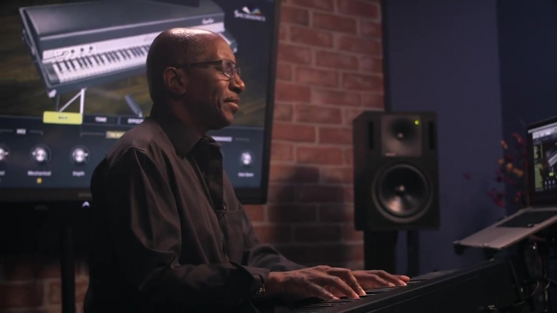 KEYSCAPE Greg Phillinganes Electric Piano Hits