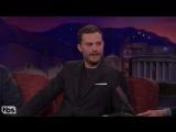 CONAN on TBS - Dakota Johnson Taught Jamie Dornan How To Take Off Her Underwear