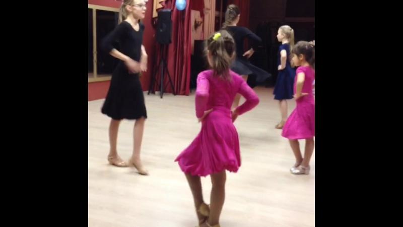 Танец самба ча ча ча джайв🔥🔥🔥 ⭐Приглашаем начинающих детей от 5 лет на занятия спортивно бальными танцами