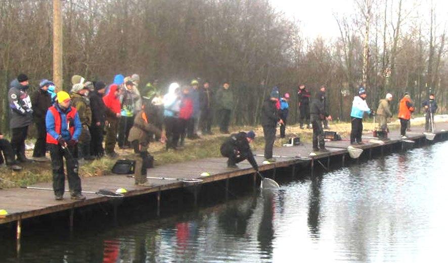 Мероприятия: Турнир по ловле радужной форели