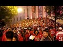 NHL Washington Capitals v Las Vegas Scenes from last night F Street Watch party Stanley Cup Finals