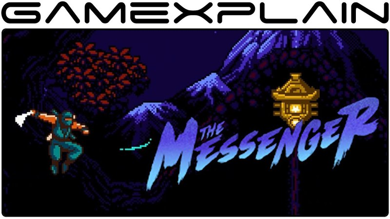 20 Minutes of The Messenger Gameplay (Nintendo Switch - PAX East)
