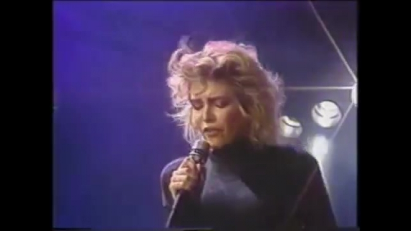 Kim Wilde - You Keep Me Hangin On (Peters Pop Show 1986)