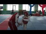 Третий бой (полуфинал) Морозов Алексей (Полевской)-Ковынёв Роман