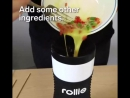 Rollie Hands-Free Automatic Electric Vertical Nonstick Easy Quick Egg Cooker
