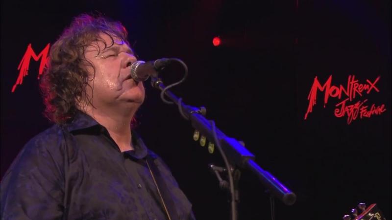 Gary Moore - Parisienne Walkways (Live Montreux 2010 HD)