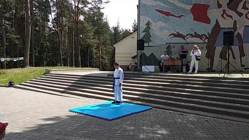 Показательное выступление Максима Левченко на отраслевом конкурсе 😉👍 знай наших легионеров👊