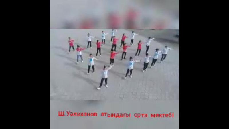 нашақорлыққа жол жоқ Ш Уəлиханов атындағы орта мектебінің 10 мен 8 сынып қыздары біз жастар есіиткісіз өмірді таңдаймыз