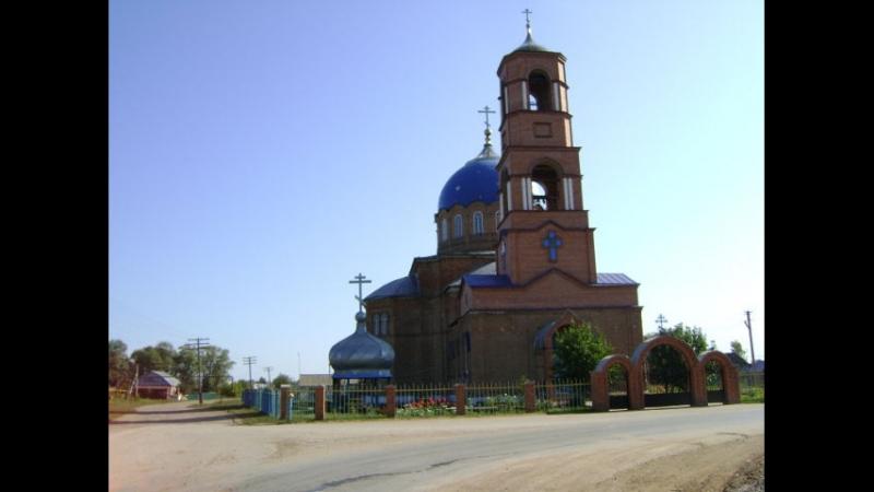 Храм Святой Троицы с. Утёвка.