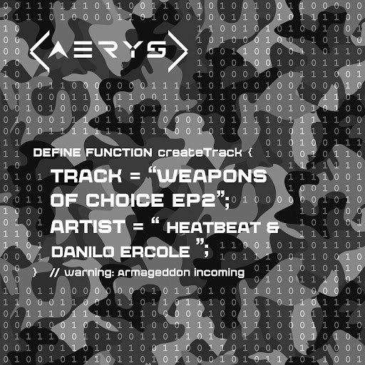Heatbeat альбом Weapons Of Choice EP2