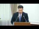 О приоритетных направлениях работы МНЭ РК в связи с поручениями Президента Тимур Сулейменов