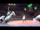 Конные национальные игры труппа Галкыныш под руководством Пыгы Байрамдурдыева Туркменистан 1