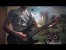 Breakdown of sanity - when silence breaks guitar cover bliat