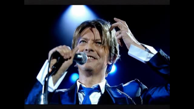 David Bowie - Live Hammersmith Odeon, London, 2002-10-02