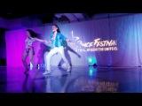 Ry'el Zenzouk &amp Jessica Lamdon Nha Alma (In The Soul) Lambada Zouk Routine Seattle Dance Festival 20