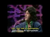 ALBERT HAMMOND - IT NEVER RAINS IN SOUTHEN CALIFORNIA Subtitulos Espa