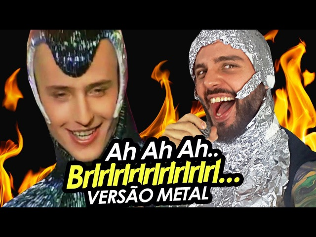 VITAS VERSÃO METAL ♪ Música com Memes