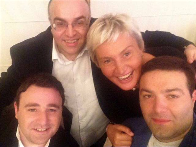 Alilo - Lasha Glonti, Beqa Chkhaidze, Achiko Beridze Sandro Kobakhidze -