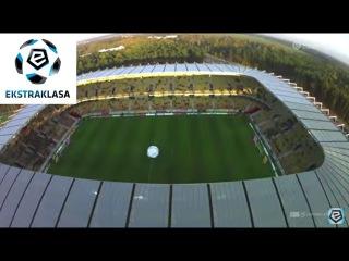 Tym obiektem można chwalić się w Europie! Białostocki stadion widziany z lotu ptaka