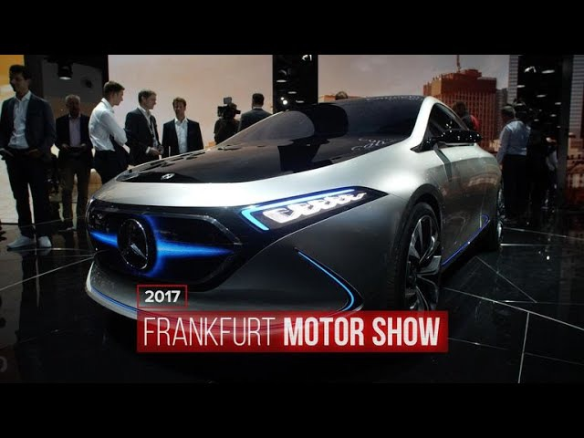 Mercedes Benz EQA shows the future of electric Benzes