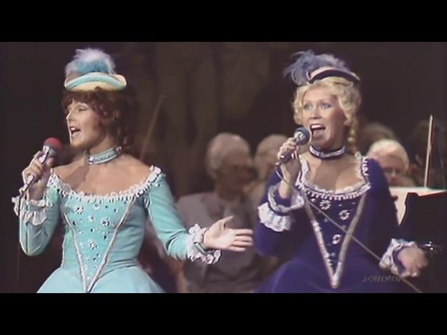 ABBA - Dancing Queen, АББА - Танцующая Королева (Королевская Шведская Опера 1976), Лучш