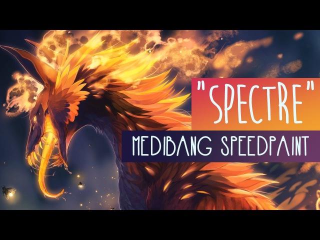 Spectre | SPEEDPAINT | Medibang Paint Pro