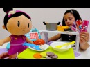 Okul Oyunları! Şila STRES ÇARKI aldı yemeksiz kaldı! Okul Yemeği Oyunu. Eğitici videosu. Pepee izle