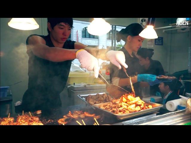 Japanese Street Food Market Sapporo Autumn Fest