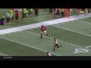 Хулио Джоунс - лучшие моменты матча - 6 неделя - НФЛ-2108 - Американский Футбол