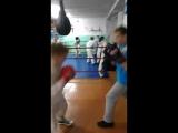 Детская тренировка Работа в парах