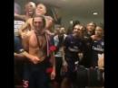 Clima de alegria e festa entre o técnico Thomas Tuchel e os jogadores do @PSGbrasil