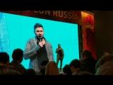 Игромир/Comic Con Russia 2018 | Глуховский о будущем серии Метро