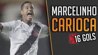 Todos os gols de MARCELINHO CARIOCA pelo VASCO