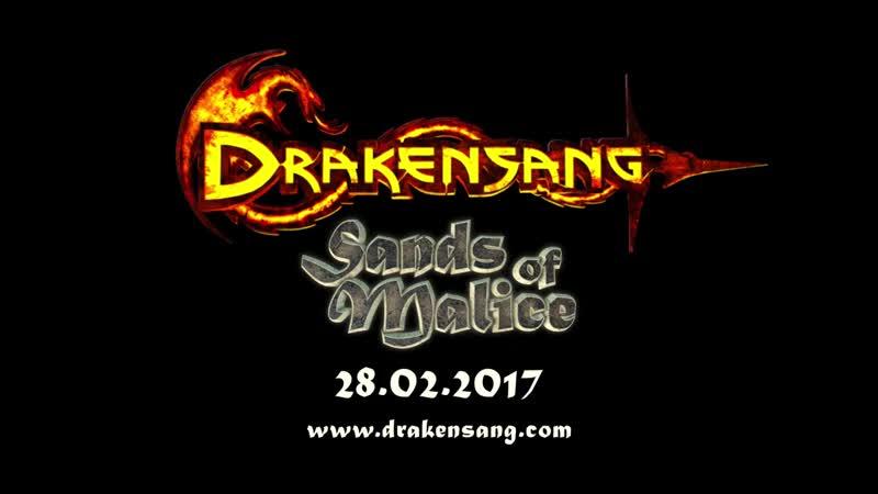 DSO _ Drakensang Online _ Sands of Malice _ Official Trailer