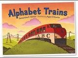 Alphabet Trains by Samantha R. Vamos: Read by SUPER BooKBoY!