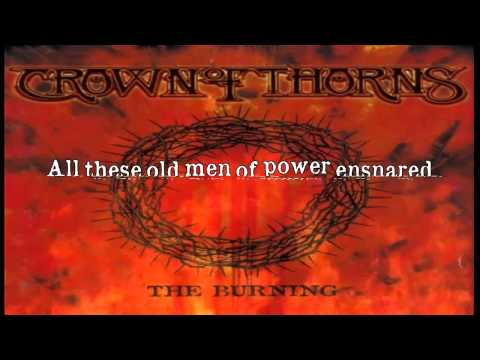 Crown Of Thorns - Candles (Lyric Video)