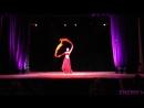 Восточные танцы соло Оля Уделько, преподаватель Алевтина Борисковская