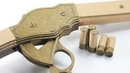Amazing M1887 Gun How To Make Cardboard Gun Shoots