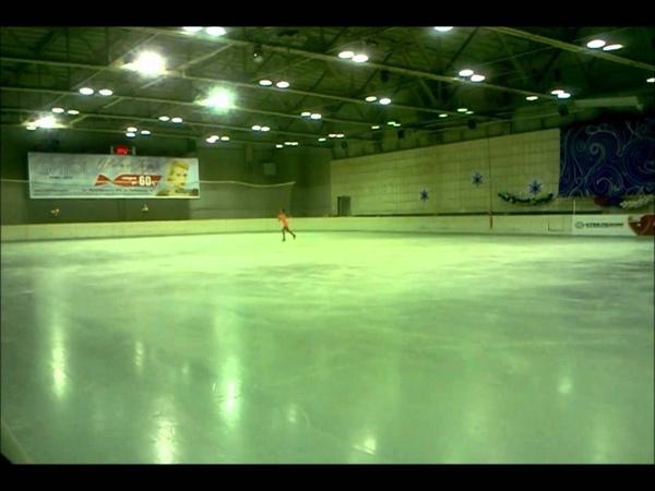Соревнования по фигурному катанию - Апрельское первенство 2014 (full version)