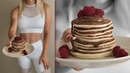 🍳 Быстрый завтрак Фитнес блинчики ПП оладьи 🍳