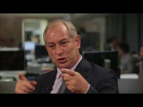 Ciro faz defesa enfática de Lula e ataca Globo:
