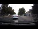 столкновения юного байкера и автомобиля