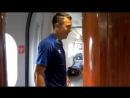 Коноплянка и Ди Санто чеканят мяч в китайском поезде