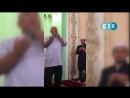 Кыргызы во время пятничного намаза прочитали дуа за президента Турции Эрдогана