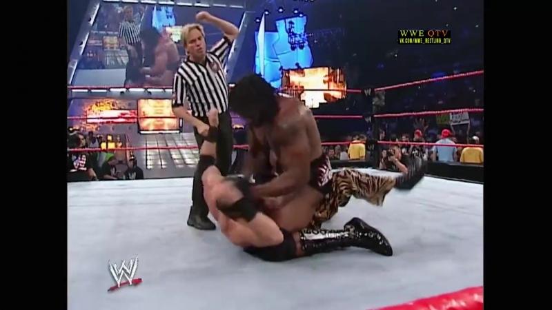 [WWE QTV]☆[WWE RAW[Фоменко]23.09.02]Booker T vs Rico]Букер Ти против Рико]720]