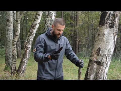 Нож BLOKE X Kizlyar Supreme Уличный тест