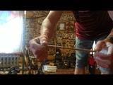 Пруток от Grip &amp Bend Italia GBI на 100 кг. Голые руки. До 60 градусов