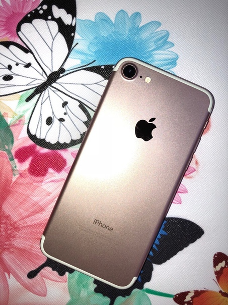 Айфон 7, полная комплектация