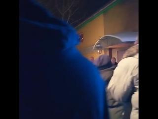 Крайняя съемка Дмитрия Фрида в сериале Анна детективъ, декабрь 2016