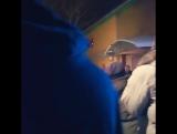 """Крайняя съемка Дмитрия Фрида в сериале """"Анна детективъ"""", декабрь 2016"""
